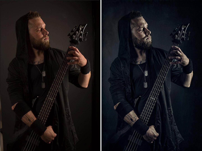 Guest edit – male musician