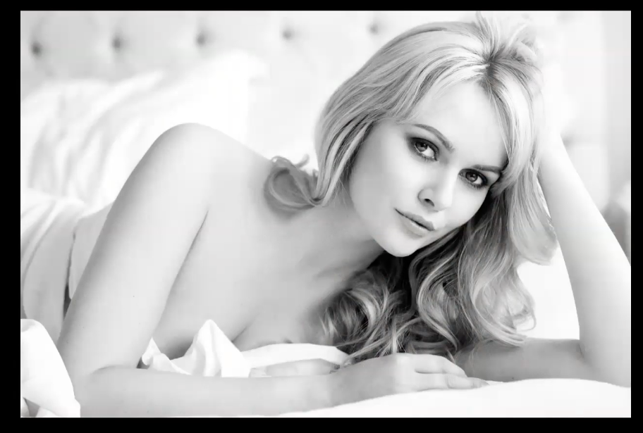 Guest edit – Boudoir in black and white