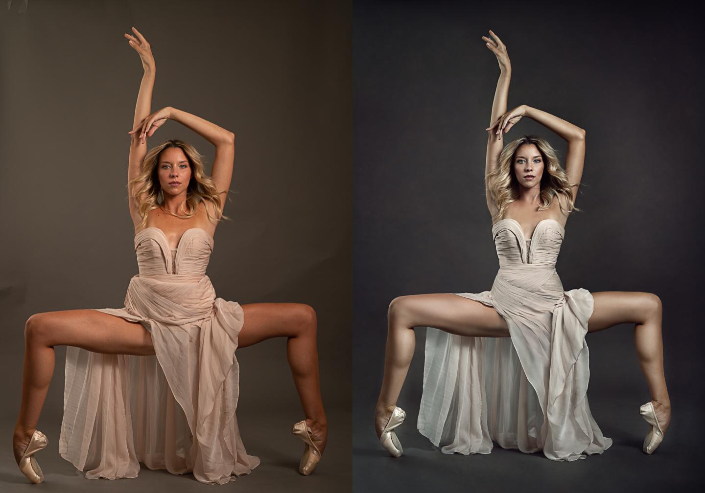Ballerina plie'