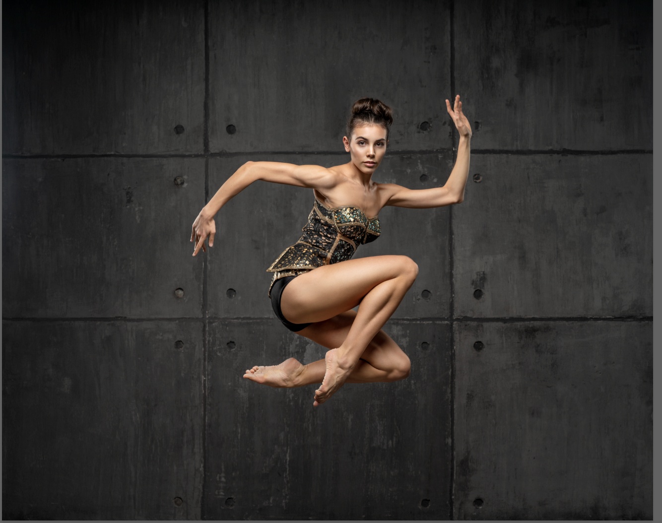 Dancer jump – part 1